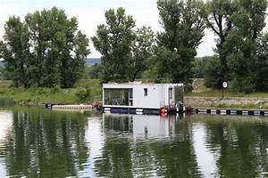 Wohnen Auf Dem Hausboot : hausboote sterreicher nicht nahe am wasser gebaut wohnen in und um wien ~ Markanthonyermac.com Haus und Dekorationen