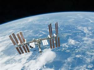 International Space Station Wallpaper | Full Desktop ...