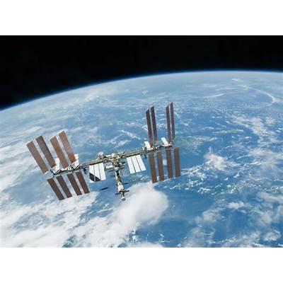International Space Station WallpaperFull Desktop