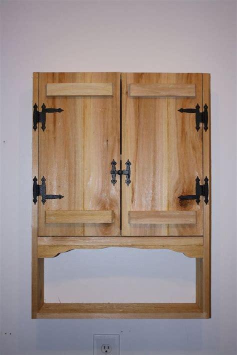 Cabinet Medicine Cabinet Toilet Vanity Storage Bathroom