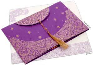 muslim wedding cards usa a guide to types of indian wedding invitation cards