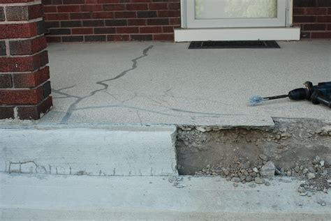 handyman of las vegas concrete step repair handyman of