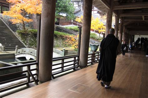 eiheiji temple zen soto round japan seasons sect visited buddhism stands head which today
