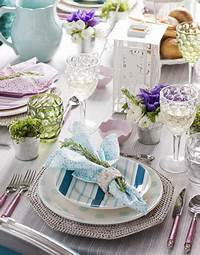 beautiful table settings Easy Brunch Table Settings - Beautiful Table Settings for Brunch