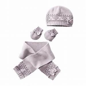 ensemble b b fille bonnet charpe et moufles acheter ce produit au meilleur  prix b136e259f7c