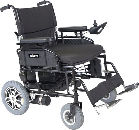drive wildcat 450 heavy duty folding power chair