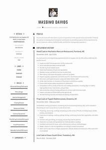 Recruiter Resume Summary Cook Resume Writing Guide 12 Resume Templates 2019