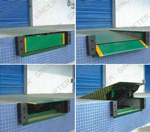 12t Electric Loading Dock Ramp Leveler - Buy Loading Dock ...