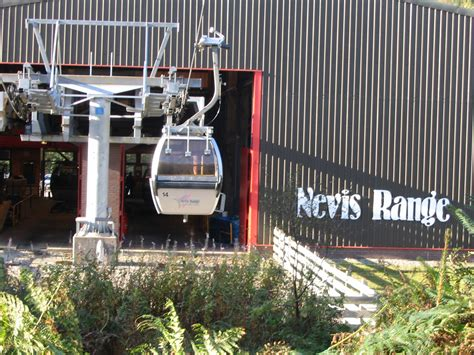 nevis range gondola about fort william area and activities around fort william ben nevis aonach mor caledonian