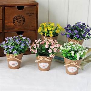 Lilie Topfpflanze Kaufen : online kaufen gro handel mini k nstliche topfpflanzen aus ~ Lizthompson.info Haus und Dekorationen