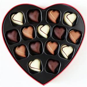 Valrhona Valentine's Chocolate Gift Box | Chocolate Gift ...