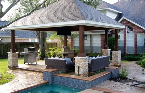 outdoor living patio room design houston dallas
