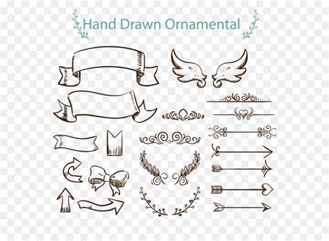 drawing euclidean vector ornament arrow tags arrows