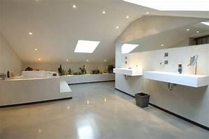 sol beton infos et conseils sur le beton coule With maison en beton coule