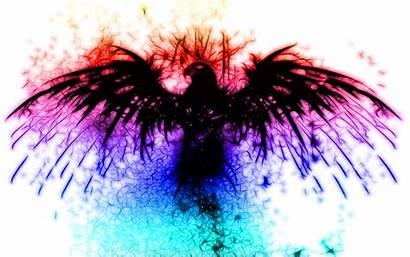 Phoenix Bird 4k Wallpapers Abstract Desktop Amazing