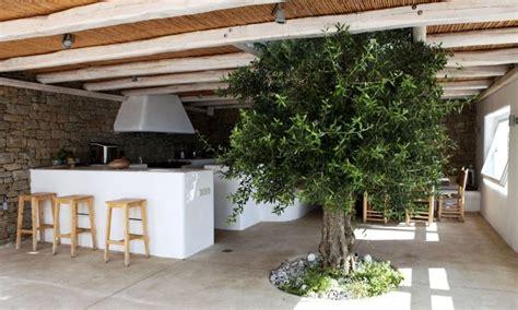 photo cuisine exterieure jardin astuces pour aménager un petit jardin séduisant