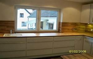 Weiße Küche Mit Holz : wei e k che ~ Articles-book.com Haus und Dekorationen