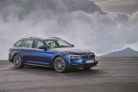 Bmw 5 Series Touring Picture by 2017 Bmw 5 Series Touring Arrives As Brand S Most