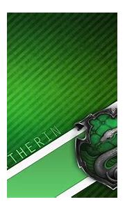 Slytherin In Green Stripes Background HD Slytherin ...