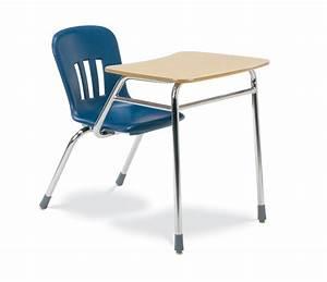 Virco Metaphor Series Student Chair Desk (Set of 2) N9CONBR