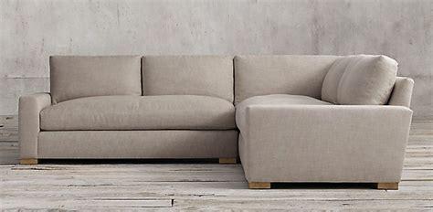 restoration hardware sectional restoration hardware sectional sofas sectional collections