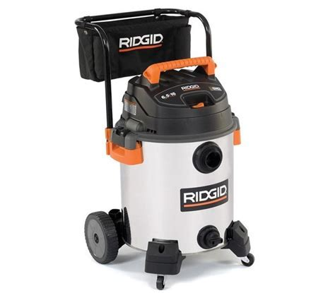 Tool Review: Ridgid Wet Dry Vacuum Model #WD1956