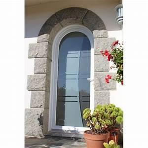 porte d entree pvc couleur bois evtod With porte d entrée pvc avec panneau bois pour salle de bain