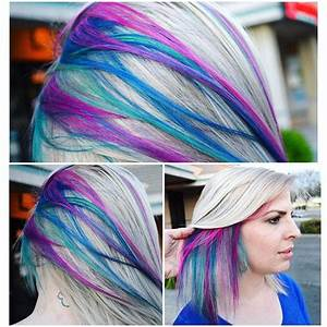 The Hidden Rainbow Roots Trend Is Mesmerizing