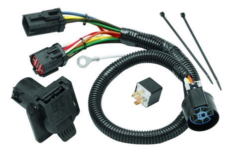 Ford F 150 Wiring Harnes Clip by Ford F 150 Tow Package Wiring Harness 7 Way Hitch