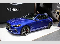 2019 Genesis G70 Pricing Announced The Car Guide