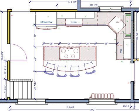 kitchen floorplans project craftsman kitchen week 1 design manifestdesign