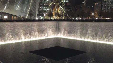 New York City 9 11 Memorial Site