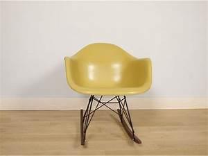 Fauteuil Charles Eames Original : fauteuil eames ~ Nature-et-papiers.com Idées de Décoration