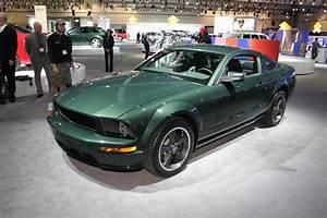 2008 Ford Mustang Bullitt | Top Speed