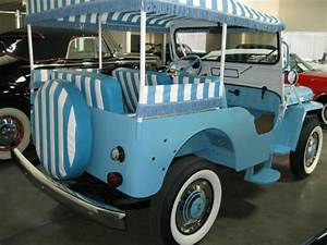 Willys Surrey Convertible 1960 Blue For Sale  5633718471