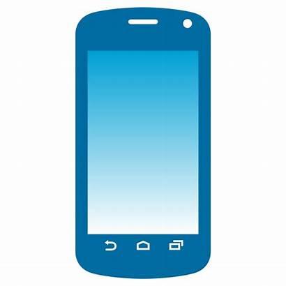 Phone Mobile Svg Emoji Cell Google Transparent