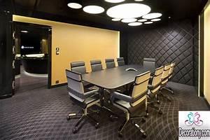 17 Splendid Office Conference Room Design Ideas - Office