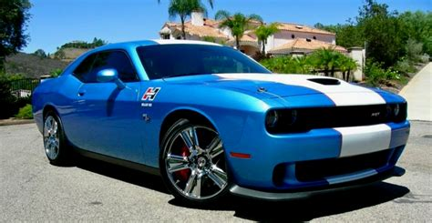 norms hurst edition dodge hellcat challenger hot cars