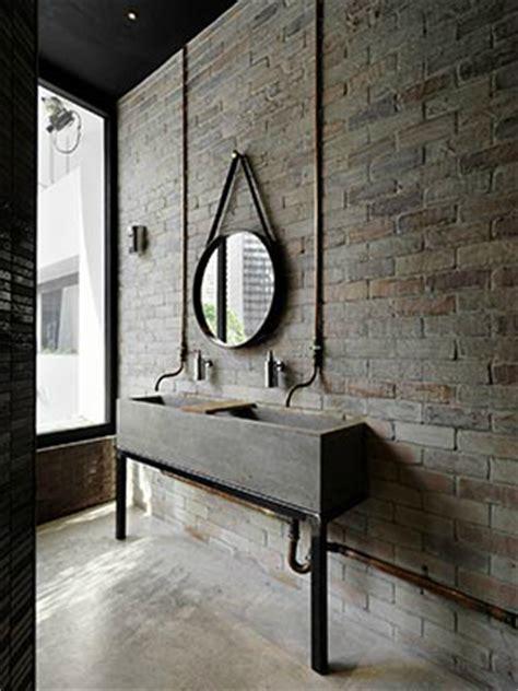industrial bathroom design 20 bathroom designs with vintage industrial charm decoholic