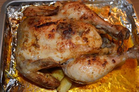 whole baked chicken wahsush kitchen baked whole chicken