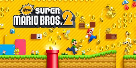 New Super Mario Bros 2 Nintendo 3ds Games Nintendo