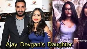 Ajay Devgan & Kajol's Daughter Nysa Devgan Unseen   2017 ...