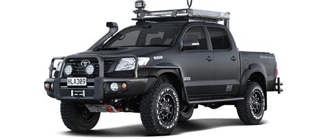 toyota hunting truck toyota hilux hunting