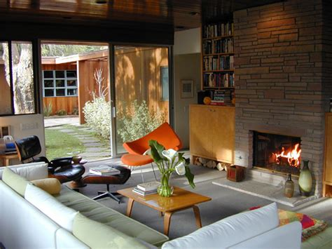 mid century modern interior apartment intervention mid century modern