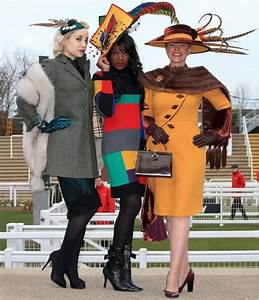 Cheltenham Festival Ladies Day 2015 Best pictures of all the fun as the fashionable fillies hit ...
