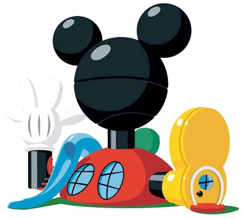 Mickey Mouse Clubhouse Clipart Mickey Mouse Clubhouse Birthday Clipart Clipart Panda