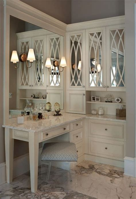pretty dressing table   area  closet home