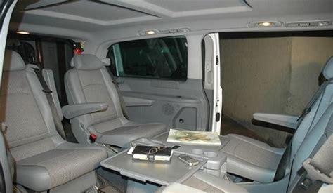 6 Seater Mercedes Van Hire Delhi  Mercedes Viano Luxury