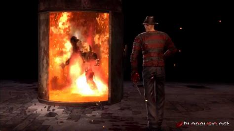 mk 9 xbox 360 cheats mortal kombat 9 freddy krueger welcome to my nightmare fatality with xbox 360 and ps3 codes
