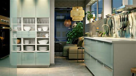 Ikea Küche Zusammenstellen by Funktionale Traumk 252 Che Mit Frischer Minze